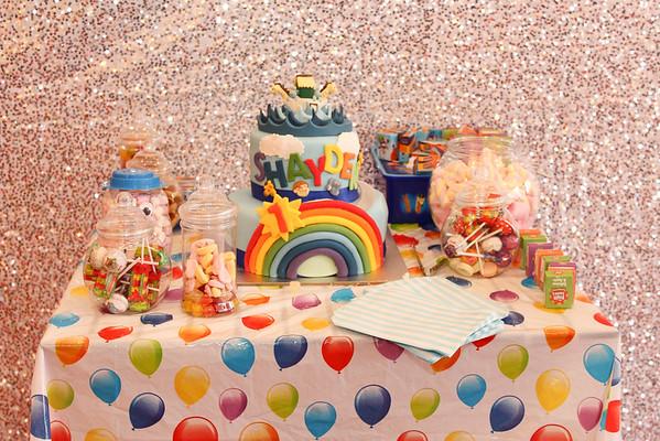 Shayden's 1st birthday