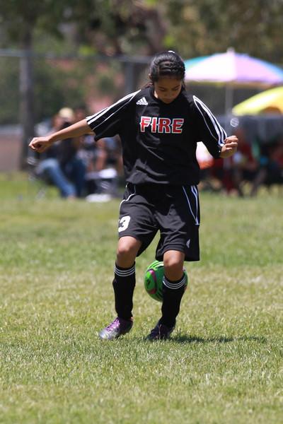 Fire Soccer U-10 2011