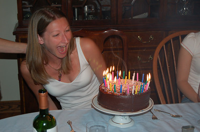 2006 Laura's 27th Birthday
