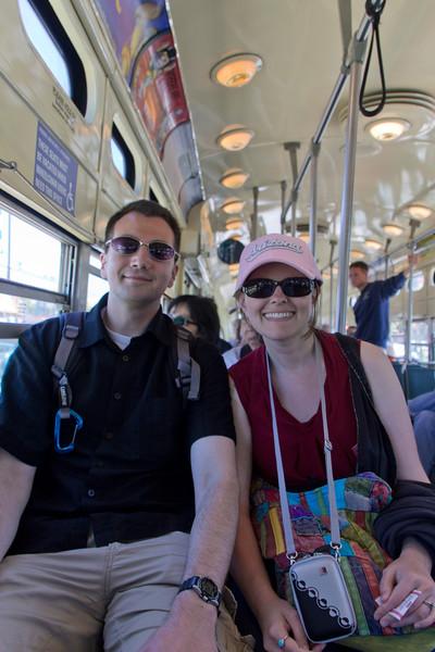 Trip to San Diego-San Francisco