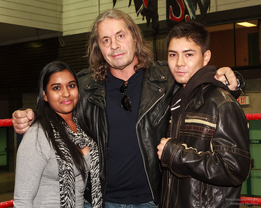 C4 '2012: Photo Ops with Bret Hart & Kevin Nash
