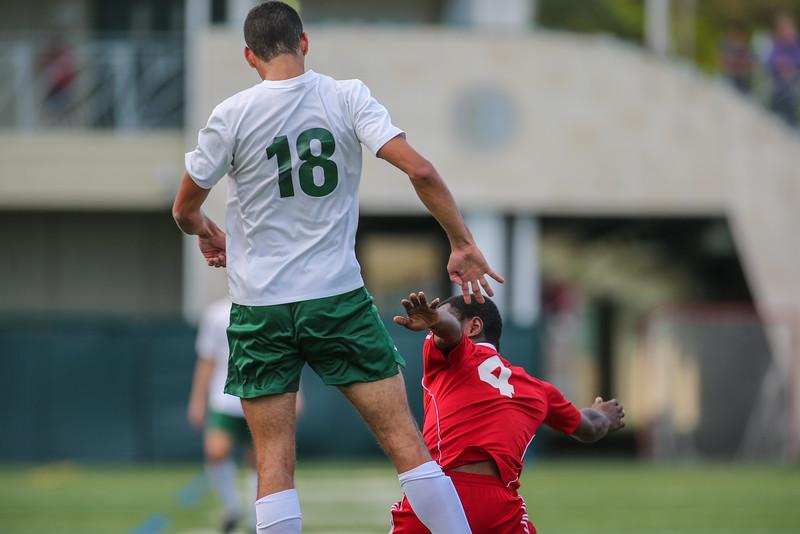 On January 20, 2016 the Ransom Everglades boys' soccer team defeated Edison High School 7-0.