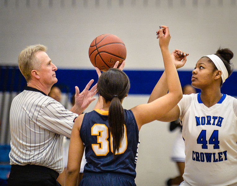 Basketball Girls Varsity vs  Lamar 01-21-14