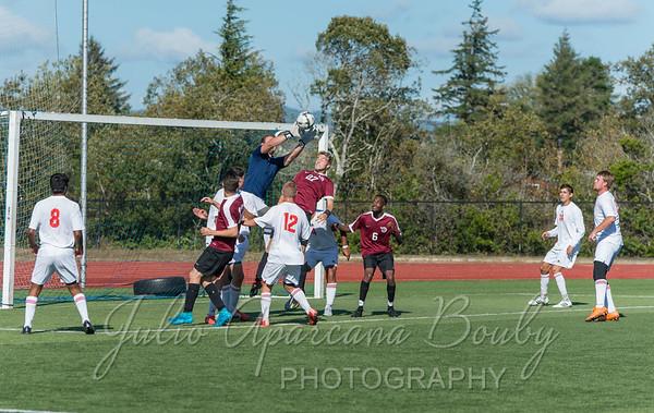 160902 SWOCC Men Soccer vs Pierce CC
