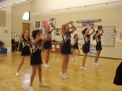 Cheerleading 2007-08