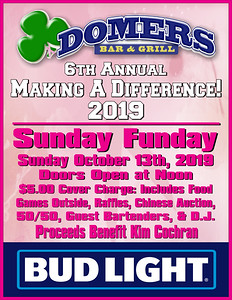 10/13/19 Domers Making A Difference