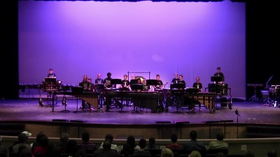 Cypress Grove Beginner Band Night of Percussion @ CSHS 02/24/2018