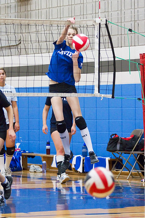 2009-10 Women's Volleyball