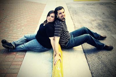 Laura + John