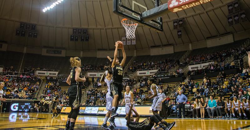 Purdue vs. UC Irvine Women's Basketball