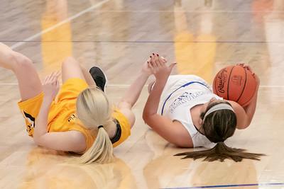 DHS Girls Basketball 01-26-2019