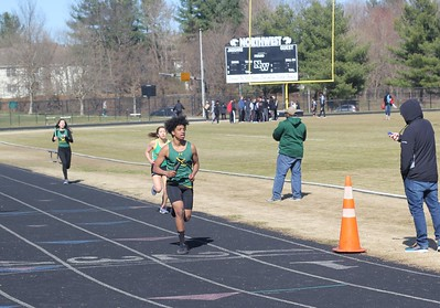 SV Track vs. Northwest and Damascus HS 3-26-2019