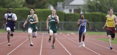 2009 Spring Track and Field