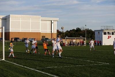 Boys Varsity Soccer - 10/14/2016 Ludington