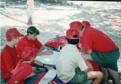 1994 - Planning Weekend