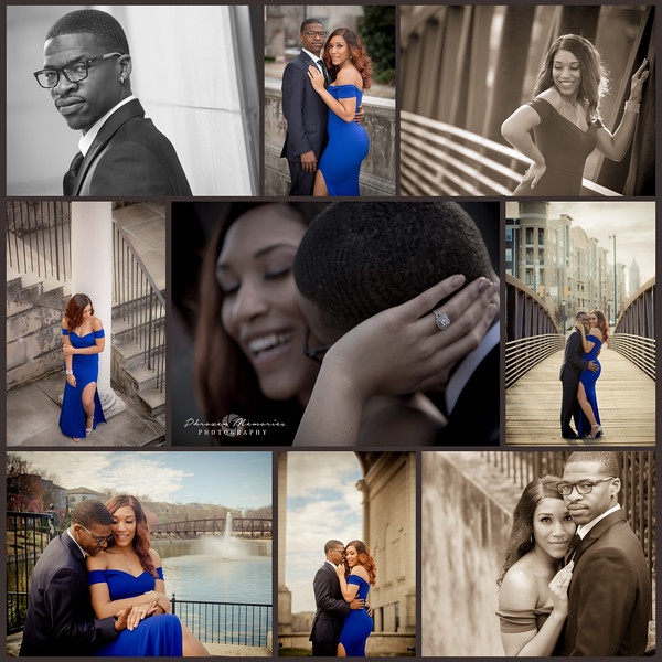 SaNavia & Stephon Engagement
