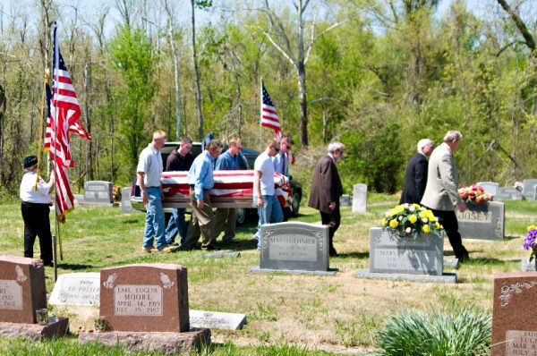 Willis W Rash_Funeral 041411