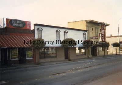 Main St. - 1980's
