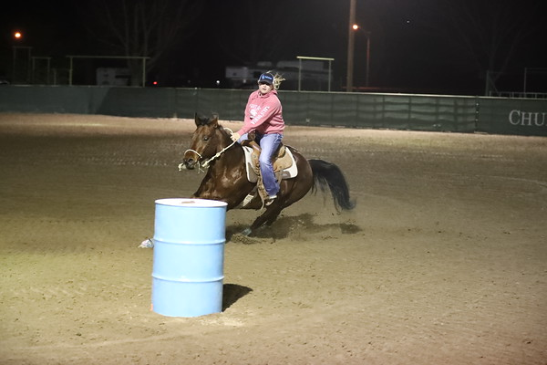 Barrel Race 17 March 2021
