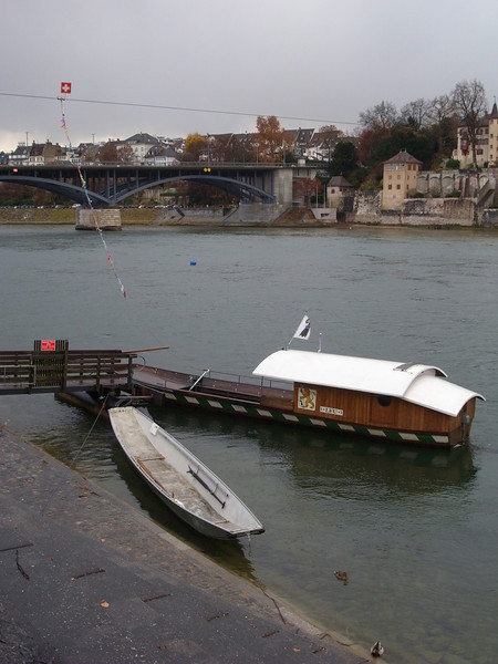 Basel Munsterfähre