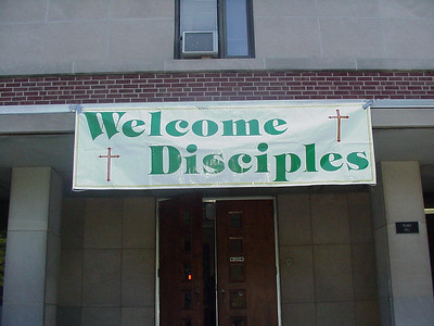 Discipleship Walk archive