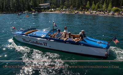 Miss Catalina VI, Lake Tahoe Concours d' Elegance, 2011