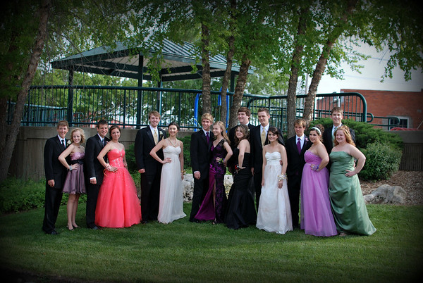 HHS Prom '12