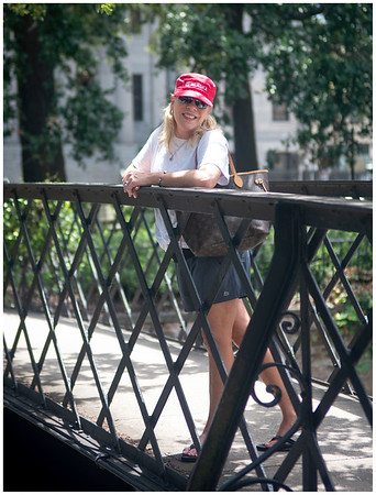 Savannah July