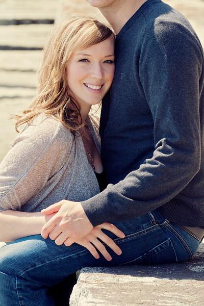 Therésa & Dustin Engagement
