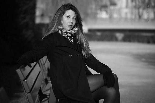 Maé Monti, Un Jour de Janvier 2017, Quartier Notre Dame