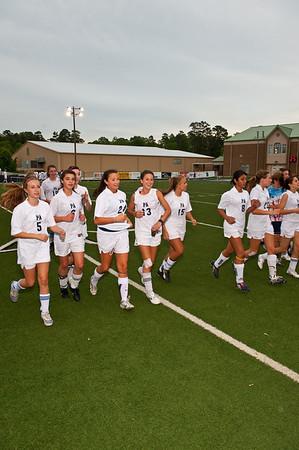 2010 Soccer Senior Day