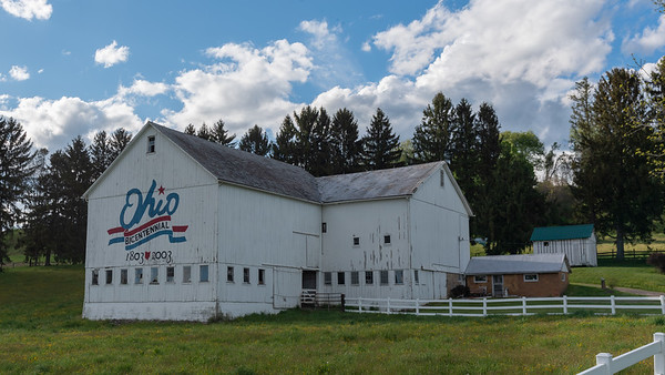 Stark County Bicentennial Barn