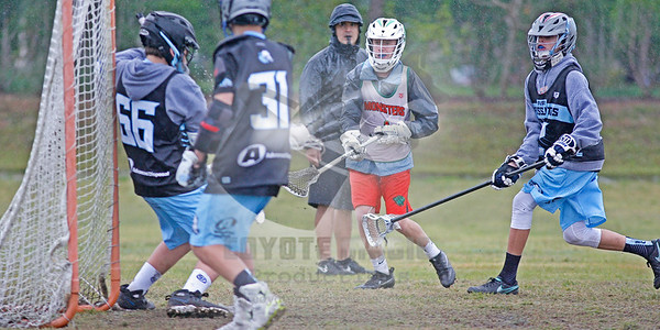 1/29/2017 - 2021 - PVAA Possums vs. Monsters Lacrosse - Pine Trails Park, Parkland, FL
