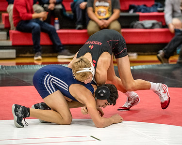 Orting Wrestling Vs Auburn Riverside 2018
