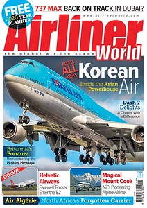 Airliner World January 2020