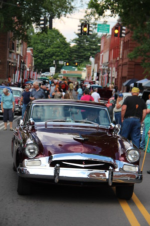2016,  Chamber Cruise In July