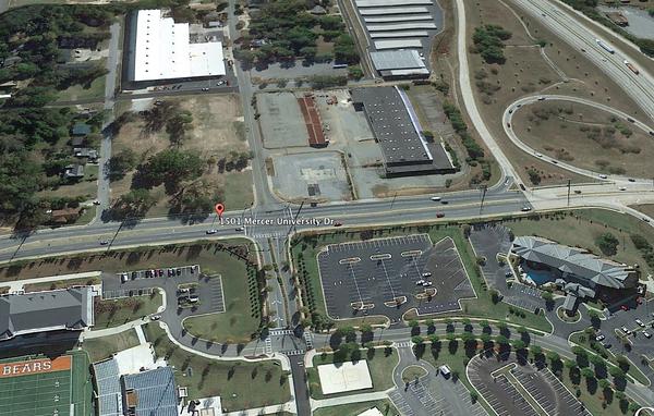 Phase V - Mercer University Drive