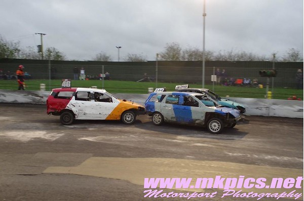 2L National Bangers, Northampton 8 November 2015