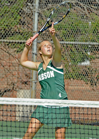 BABSON TENNIS   WOMEN  selected images 9.17.2011