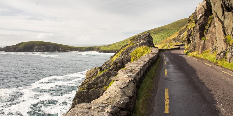 #SleaHead road on #Dingle Peninsula