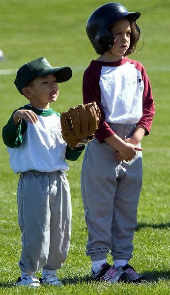 Kevin's T-Ball 2008