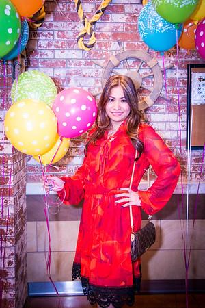 Rana's Surprise Birthday:  May 24, 2016