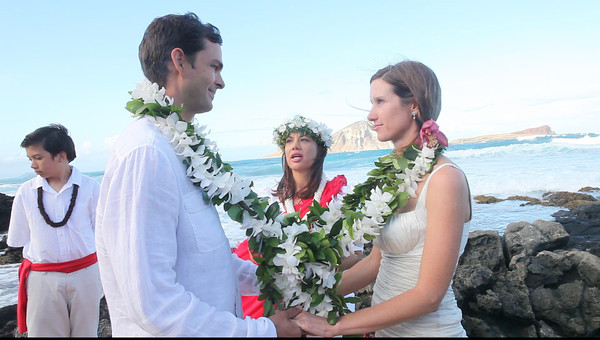 Abraxas and Kate Wedding - November 10, 2011