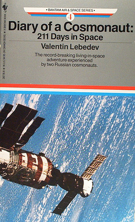 RUSSIAN SPACE PROGRAM BOOKS