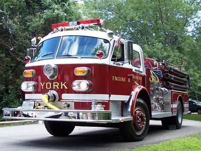 York Maine Fireman's Field Day 8/18/2007