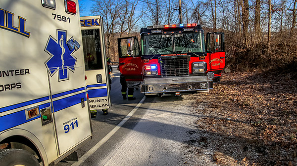2-23-20 MVA With Injuries, Bear Mt Bridge Road