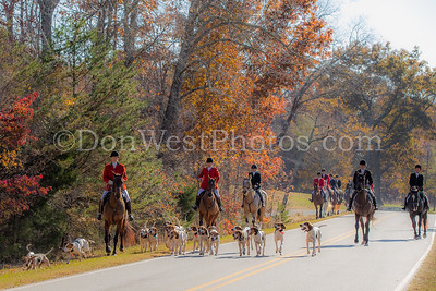 Tryon Hounds Hunts & Events