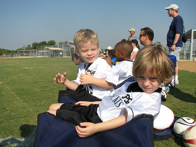 Wildcats Soccer - Fall 2008