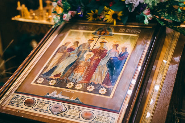 Akathist for the Holy Royal Martyrs