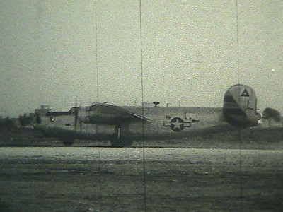 VIDEO (silent): 300th Mission, Sept. 13th, 1944, Lecce, Italy